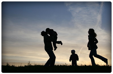 bigstock_silhouette_family_of_four_12964988 copy